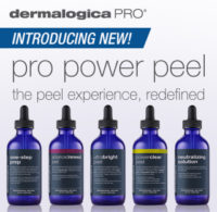 All New and Fully Customizable: DermalogicaPRO pro power peel!